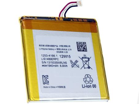 LIS1489ERPCスマートフォンバッテリー