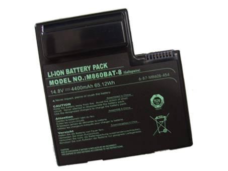 M860BAT-8ノートPCバッテリー