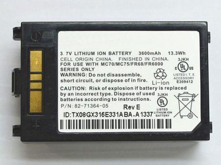 3600mAh/13.3Wh 3.7V MOTOROLA 82-71364-03 互換用バッテリー