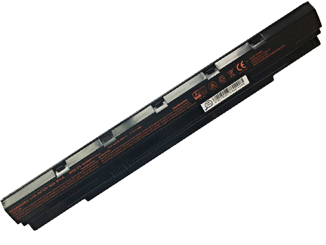32Wh Clevo N240BAT-3 互換用バッテリー