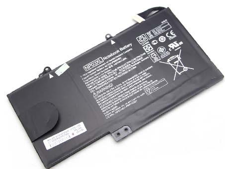 NP03XLノートPCバッテリー