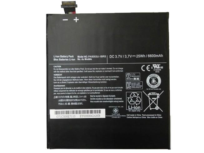 PA5053U-1BRSノートPCバッテリー