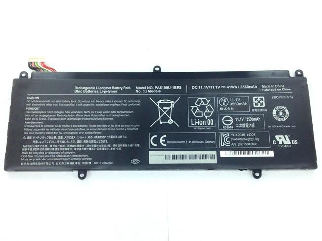 3560mAh Toshiba 05PD40 互換用バッテリー