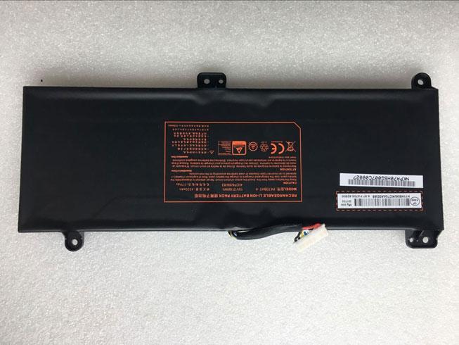 Clevo PA70BAT-4 互換用バッテリー