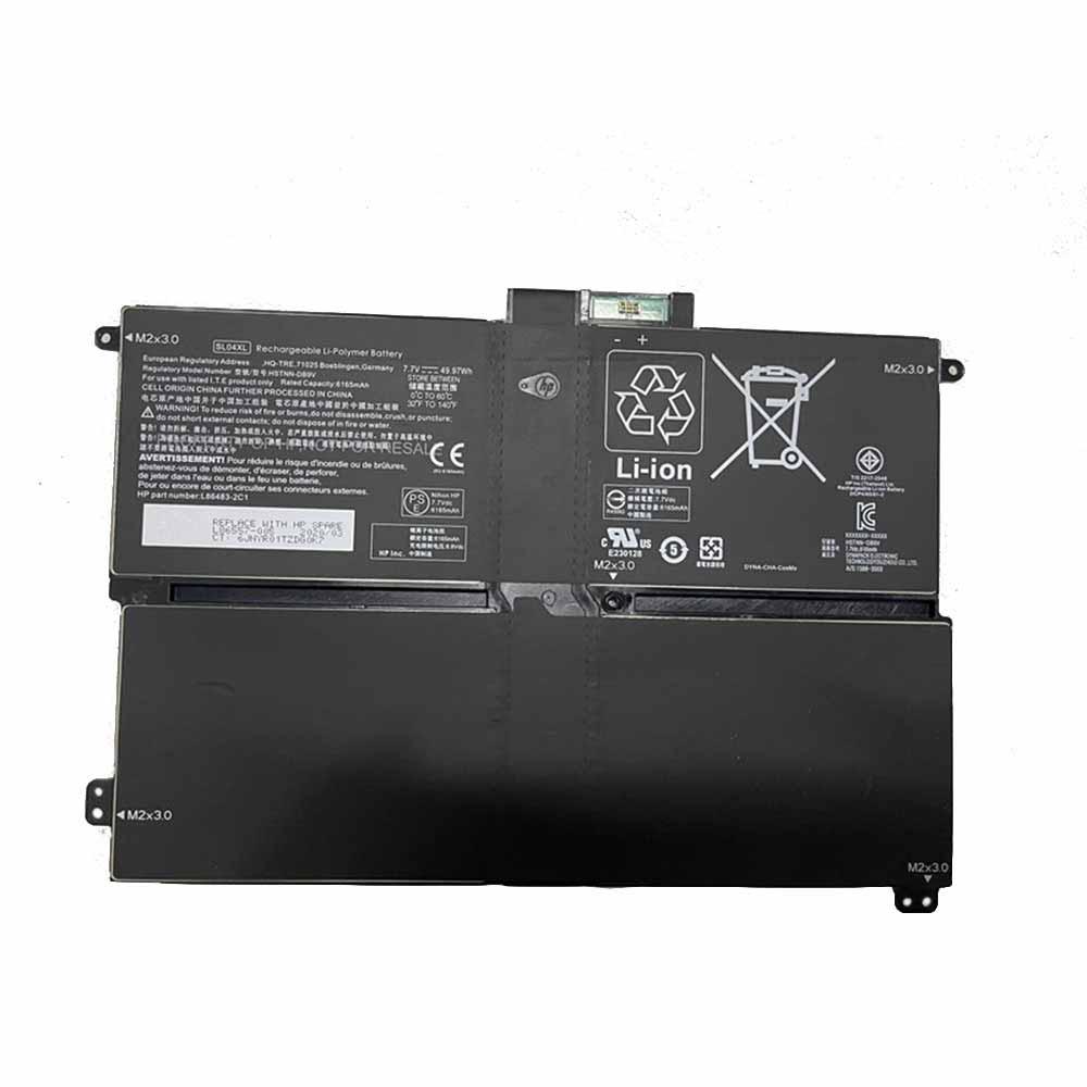 HP SL04XL 互換用バッテリー