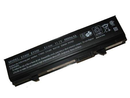 5200mAh/6cell 11.1V DELL T749D