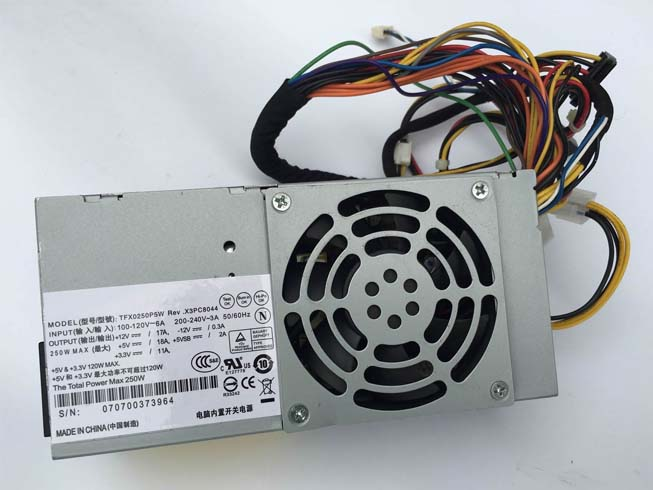 12V 17A +5A,+3.3V,250W ACBELノートPC用ACアダプター