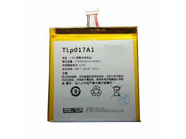 Alcatel TLP017A2 互換用バッテリー