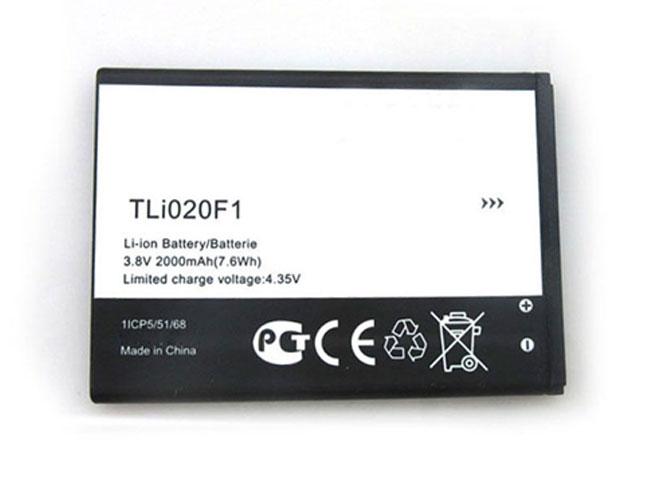 TCL TLi020F2 互換用バッテリー