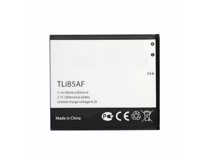 Alcatel TLiB5AF 互換用バッテリー