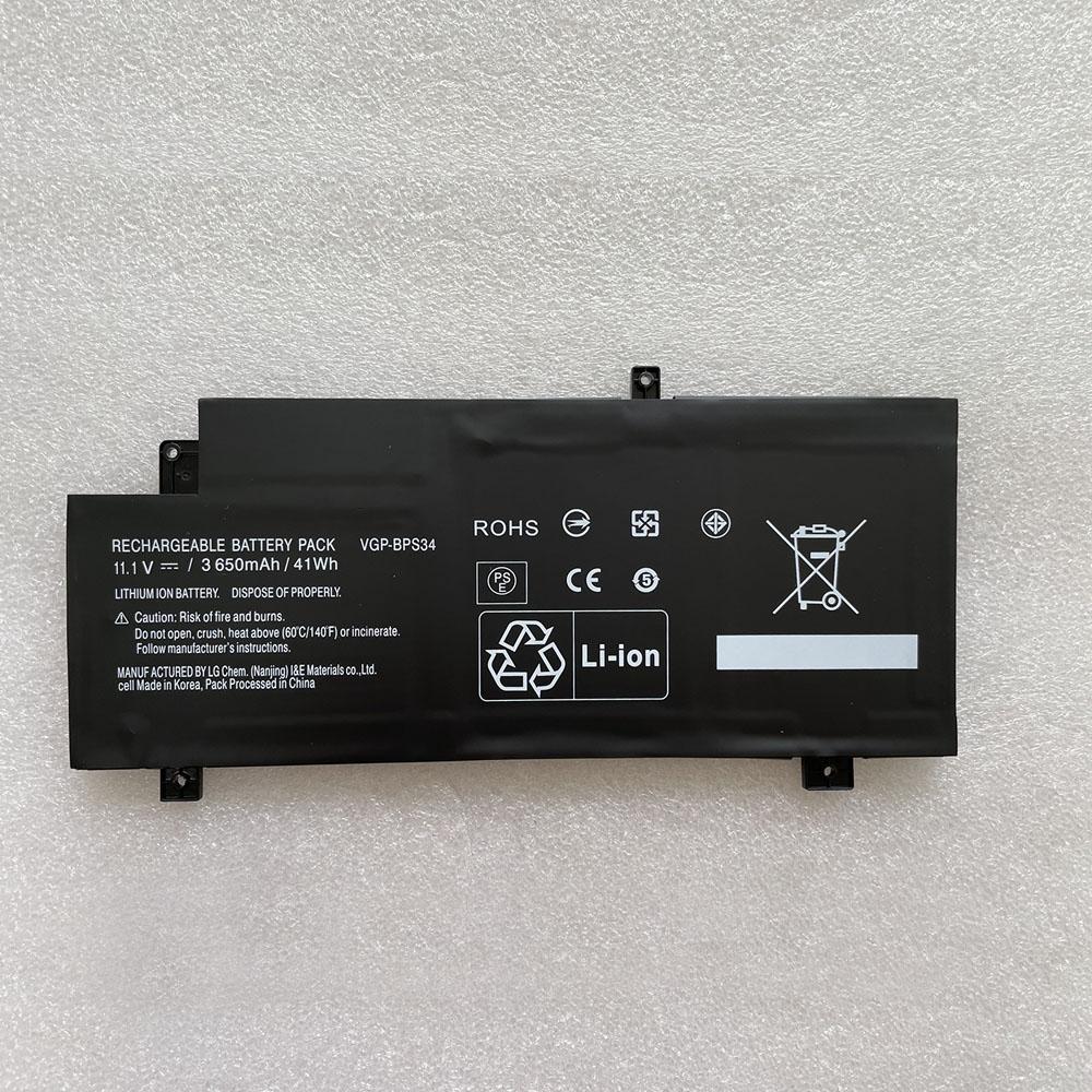 VGP-BPS34ノートPCバッテリー