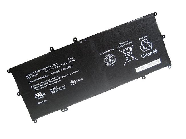 VGP-BPS40ノートPCバッテリー