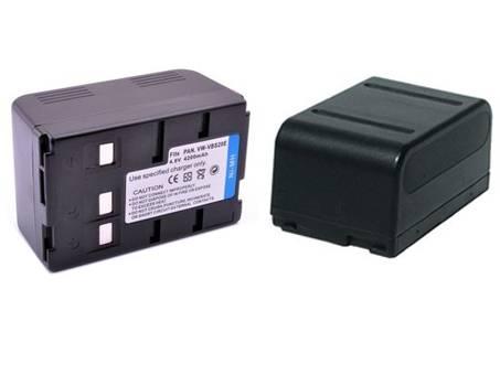 PANASONIC VW-VBS20 互換用バッテリー