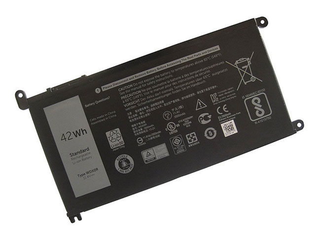 Dell WDXOR 互換用バッテリー