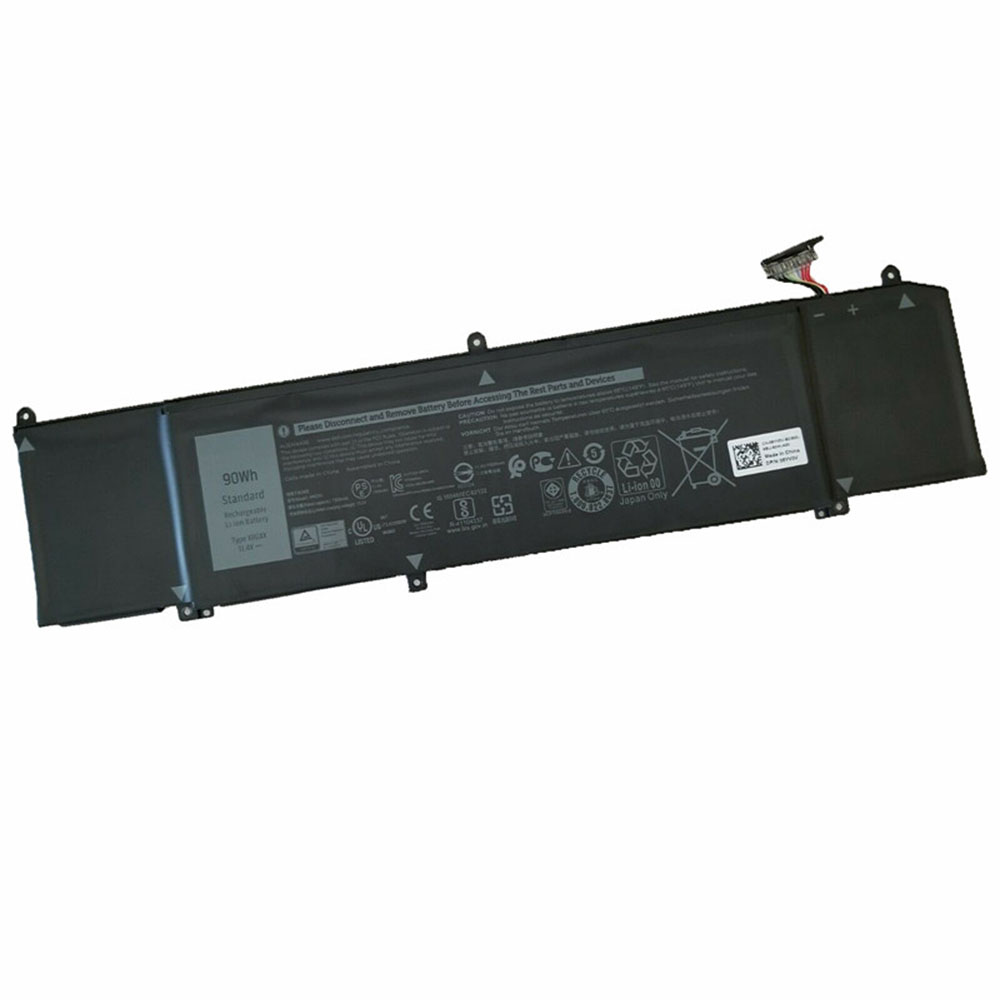 ADP-40TH 7500mAh/90WH 11.4V/13.2V PC バッテリー
