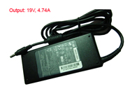 19v, 4.74A, 90W COMPAQノートPC用ACアダプター