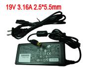 19v 3.16A ~ 3.5A DELLノートPC用ACアダプター