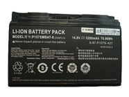 Dell Inspiron E1405 5200mah 14.8V PC バッテリー
