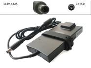 19.5v, 4.62A, 90W DELLノートPC用ACアダプター